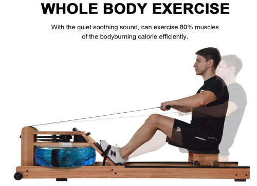 Eriding Rowing Machine for Home Use 3