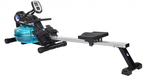 Stamina 'New and Improved' Elite Wave Water Rower
