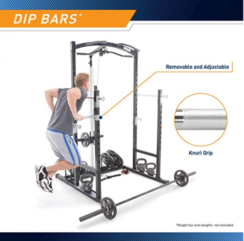 Marcy Home Gym Cage System Workout Station detail