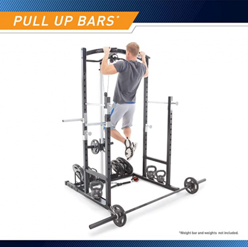 Marcy Home Gym Cage System Workout Station detail 2