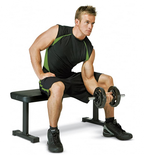 Marcy Flat Utility 600 lbs Capacity Weight Bench 2