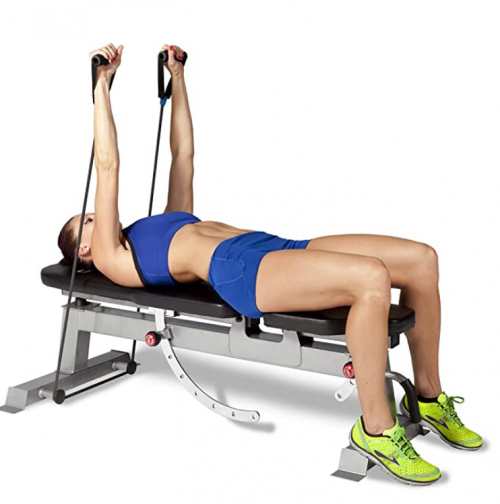 CAP Barbell Deluxe Utility Weight Bench 2