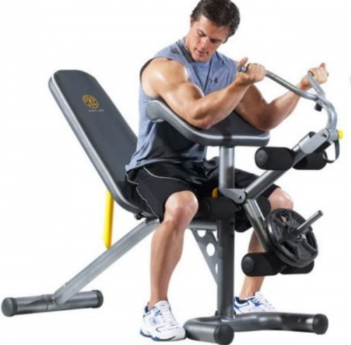 Gold's Gym XRS20 Workout Bench 2