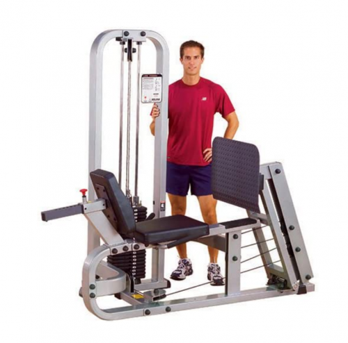 Body-Solid ProClubLine Leg Extension Machine with 210-Pound Weight Stack 2