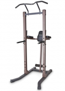 Steelbody Strength Training Power Tower Pull Up & Dip Station VKR Home Gym