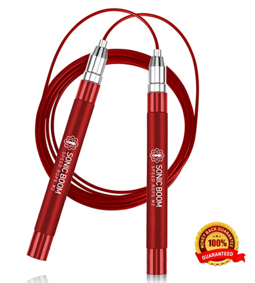 Epitomie Fitness Sonic Boom M2 High Speed Jump Rope