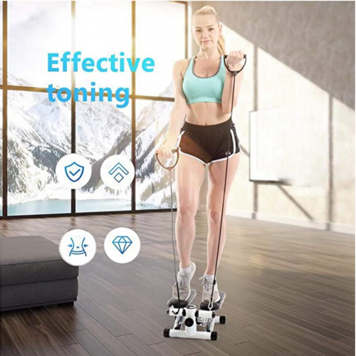 Iuhan  Health Fitness Mini Stepper with Band
