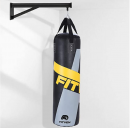 FITVEN Punching Bag with Wall Bracket