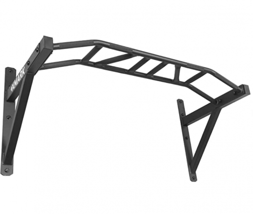 XMark Commercial Multi-Grip Wall Mounted Chin-Up Pull-Up