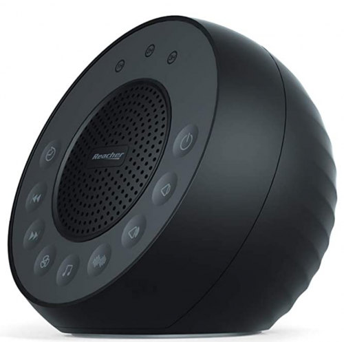 REACHER R2+ White Noise Sound Machine with 31 HiFi Soothing Sounds