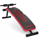 GYMAX Adjustable Sit up Bench