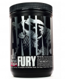 Animal Fury - Pre Workout Powder Supplement for Energy and Focus