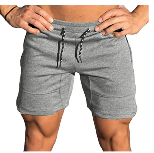 COOFANDY Men's Gym Workout Shorts Weightlifting Squatting Short