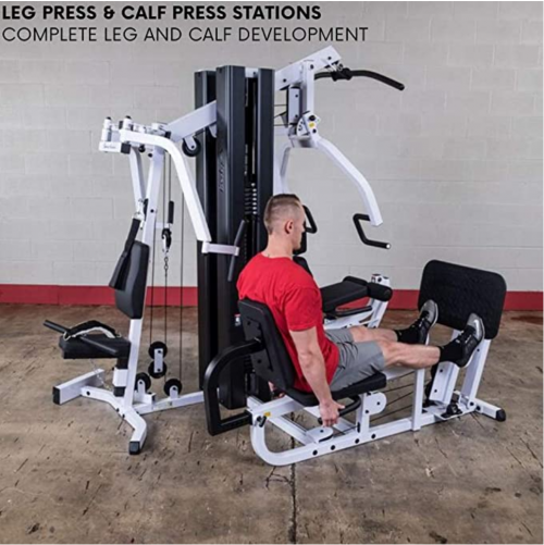Body-Solid EXM3000LPS Multi-Station Selectorized Gym