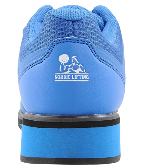 Nordic Lifting Powerlifting Shoes for Heavy Weightlifting