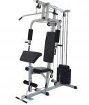 Sporzon Home Gym System Workout Station with 330LB of Resistance
