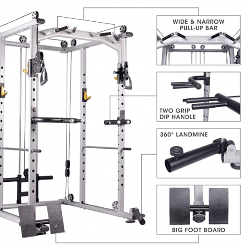 Mikolo Multi-Function Power Cage