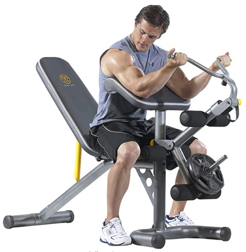 Gold's Gym XRS 20 Olympic Bench