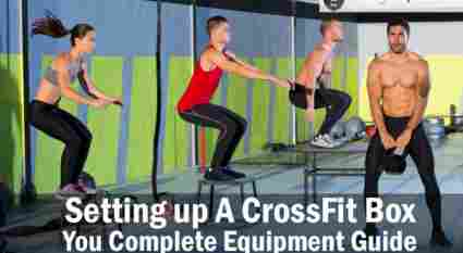 Setting up A CrossFit Box: You Complete Equipment Guide