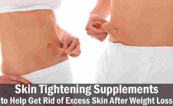 Best Skin Tightening Supplements to Help Get Rid of Excess Skin After Weight Loss Review 2019