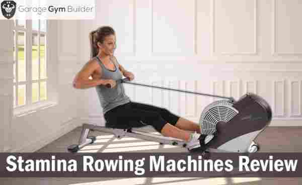 Stamina Rowing Machines Review 2019 (vs Concept 2)