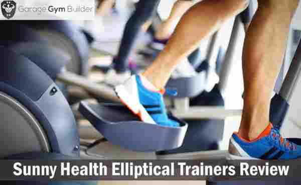 Sunny Health Elliptical Trainers Review 2019
