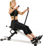 Sunny Incline Full Motion Rowing Machine