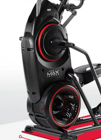 The Bowflex Max Trainer M3 combines stepping with an elliptical.