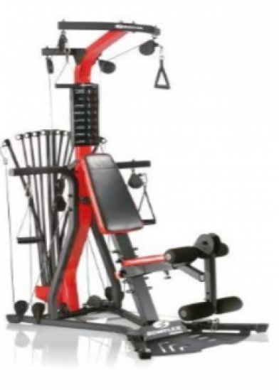 The Bowflex PR3000 is a slightly more compact version of Bowflex's flagship multi-gyms. It comes at a cost savings, too. If you are interested, Bowflex offers payment plans and installment options so you do not have to pay for the unit all at once. Assembly may be time consuming, but it is doable especially if you have a friend who can help. Once assembled and installed, you will have access to over 50 exercises for your whole body. The cable setup makes it easy and efficient to switch from one muscle group to another. If you need a consistent way to move your body, that will not get stale, won't cause joint pain, and does not require any special accessories, we recommend the Bowflex PR3000 as a long-lasting solution for you.
