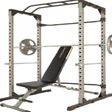 The Fitness Reality 810XLT rack is durable and easy to learn.