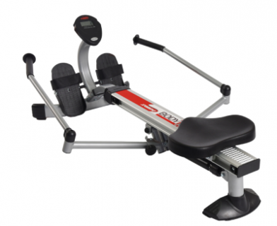 The Stamina Body Trac Glider Pro is lightweight and portable.