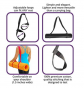 Clever Yoga Mat Strap/Carry Strap