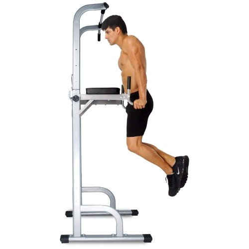 image of Ainfox Power Tower Free Standing Pull Up Bar
