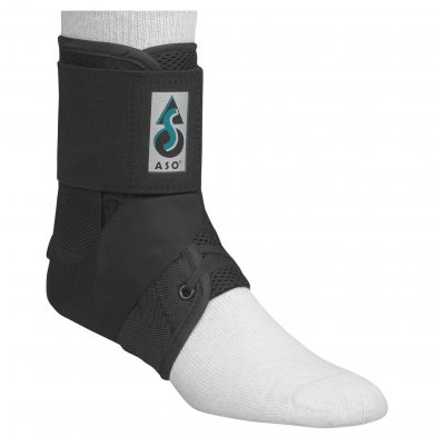ASO Ankle Brace Review  for comfort and support during sports