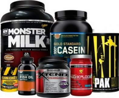 Best Muscle Building Supplements Reviewed to help you build up muscles