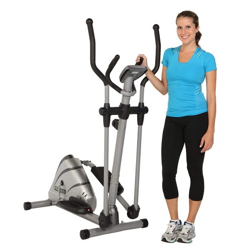 Exerpeutic 1000XI High Capacity Magnetic Elliptical with Pulse