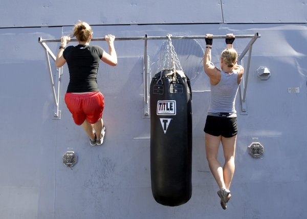 Pull-Ups VS Chin-Ups: Is There a Difference?