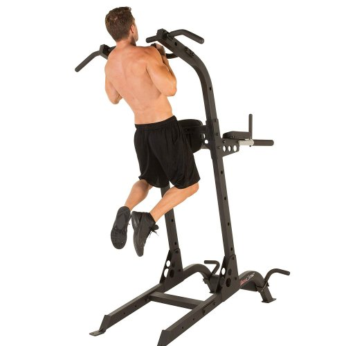 image of Fitness Reality X Class High Capacity Free Standing Pull Up Bar