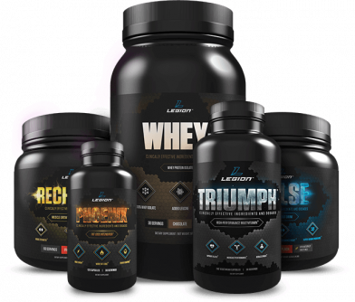 The Best Legion Supplements Reviews for athelets