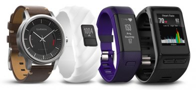 Garmin Fitness Trackers Review for the best choices for you