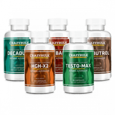 The best Anabolic Supplements to promote and maintain a strong healthy body