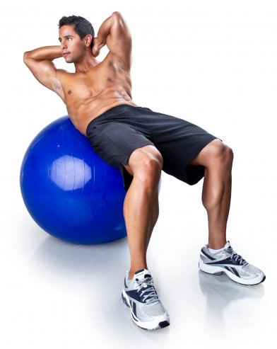 Best Exercise Ball for Yoga and Pilates for use at home