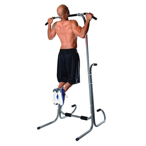 image of Stamina Power Tower Free Standing Pull Up Bar
