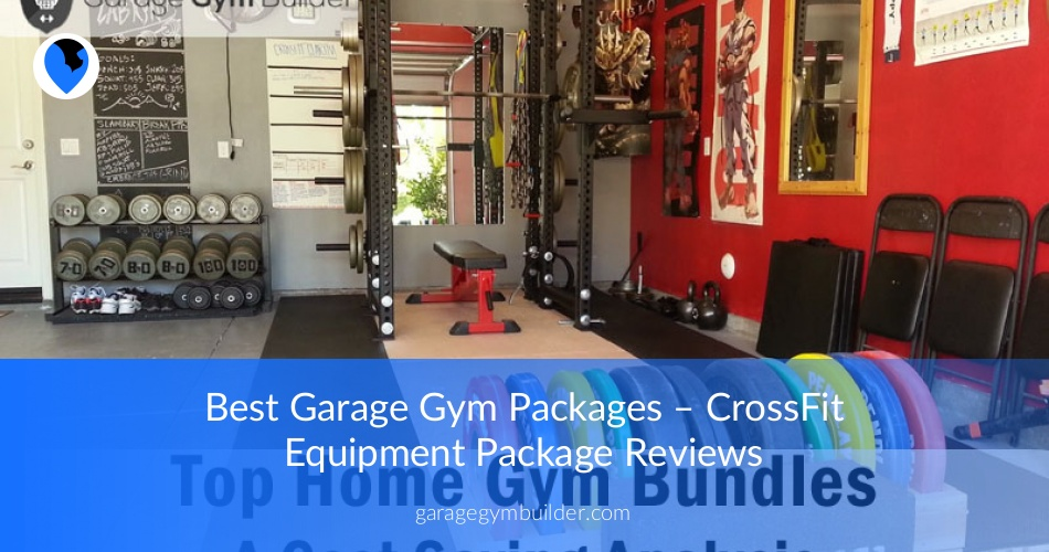Best crossfit equipment package in garage gym builder