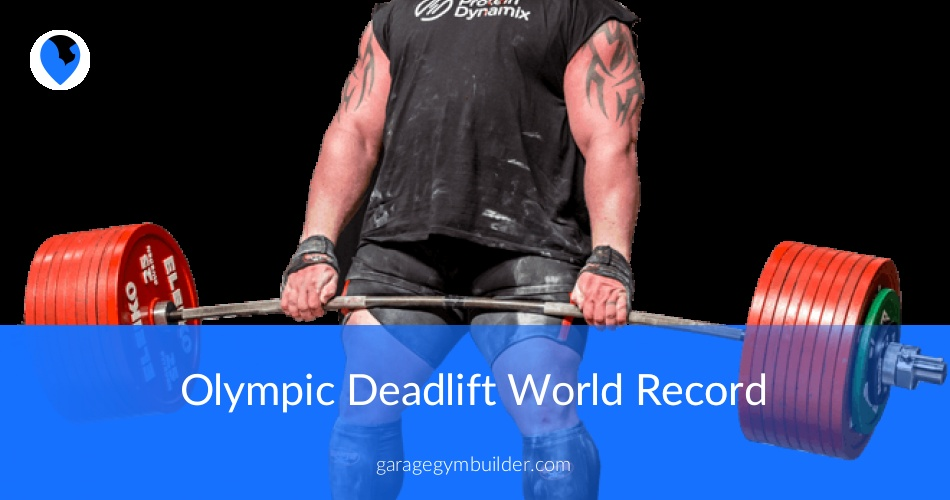 Olympic Lifting Records Fully Reviewed - Garage Gym Builder