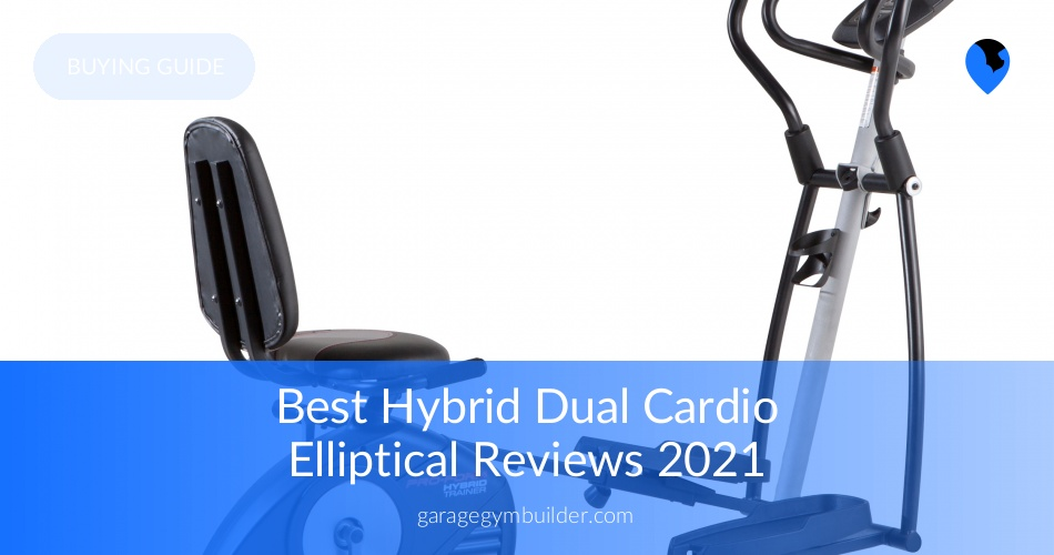 Best Hybrid Dual Cardiopticals Review Elli January 2019 2 In 1 Cross Trainer And Exercise Bikes Trel Stepper Combadmill Ellipticao
