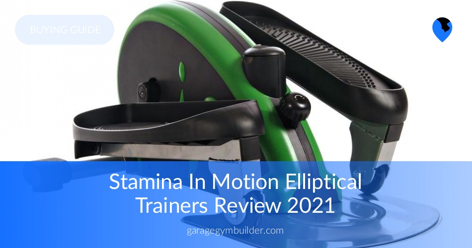 Stamina inmotion elliptical trainers review january 2019