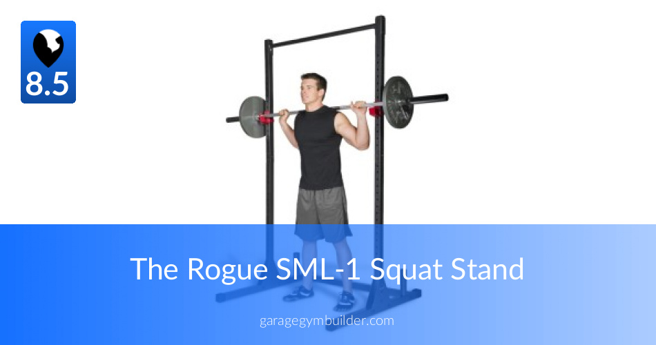 The Roque Sml 1 Squat Stand Reviewed Garage Gym Builder