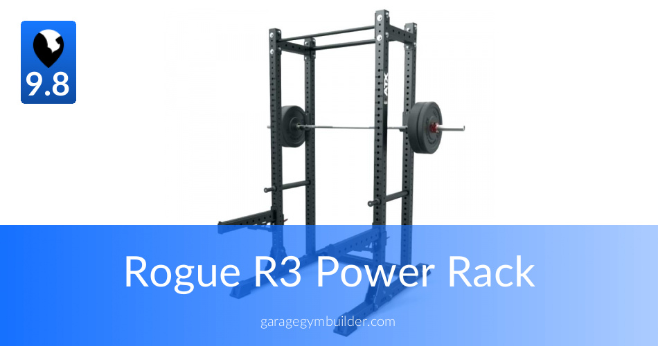 The rogue r3 power pack reviewed garage gym builder